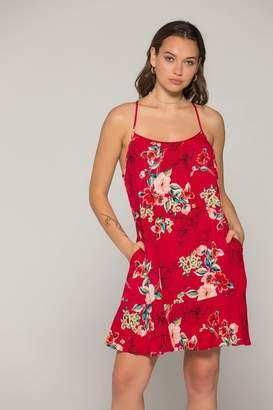 Band of Gypsies Briar Floral Dress