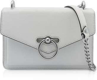 Rebecca Minkoff Caviar Leather Jean Xbody Bag