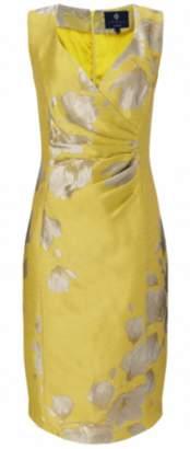 Ariella Bethan Jacquard Dress