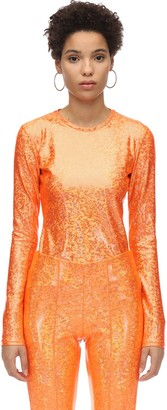 Saks Potts GLITTERED TOP
