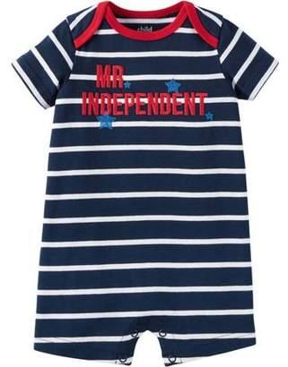 Americana Child of Mine by Carter's Newborn Baby Boy Romper