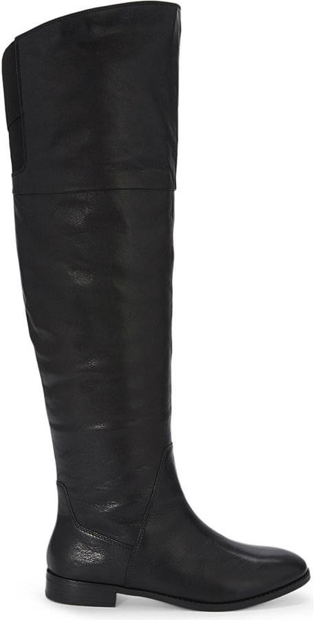 AldoALDO Fudge leather over the knee boots