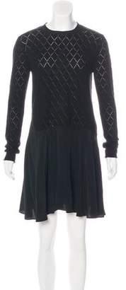 Thakoon Wool & Silk Dress