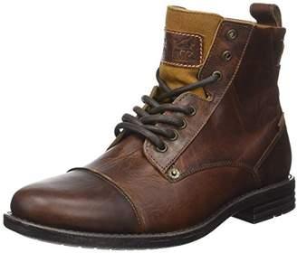Levi's Men's Emerson Biker Boots, (Medium Brown 27)