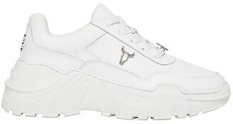 Windsor Smith Carte White Sneaker