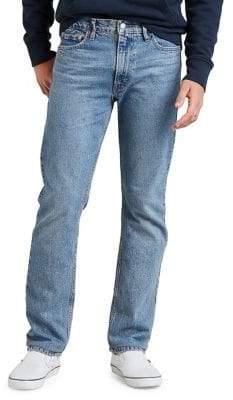 Levi's Slim-Fit Straight-Leg Jeans