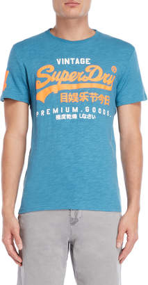Superdry Premium Goods Duo Tee