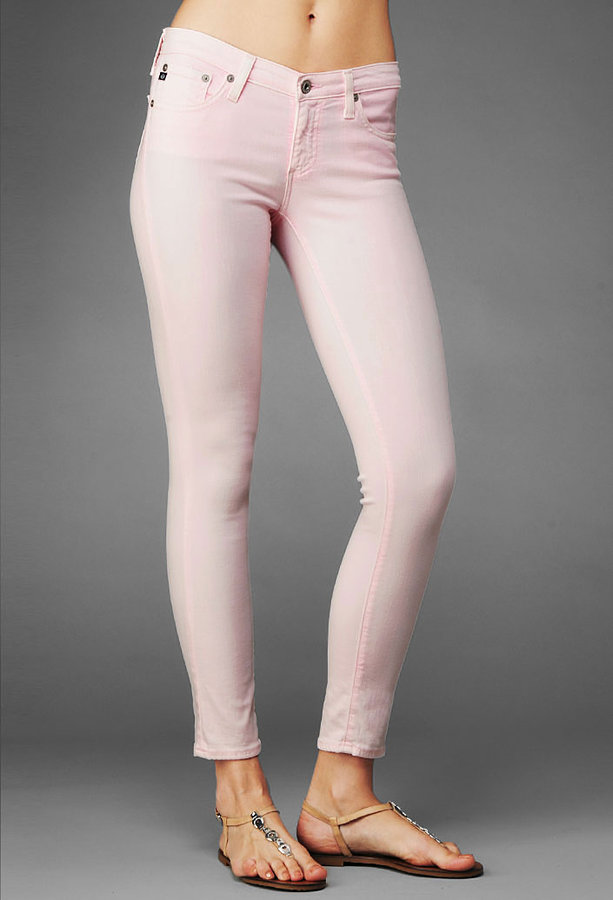 The Legging Ankle - Pigment Pink