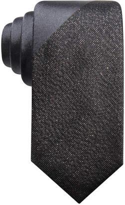 Alfani Men Panel Slim Tie