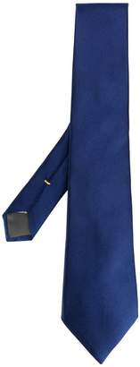 Canali ribbed design tie