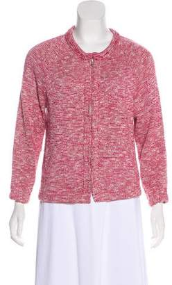 Etoile Isabel Marant Knit Zip-Up Jacket