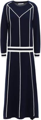 Chinti and Parker Wool And Cashmere-blend Midi Dress