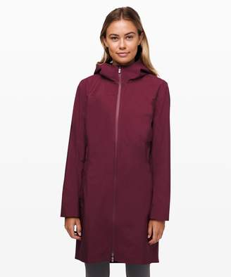 Lululemon Rain Rebel Jacket