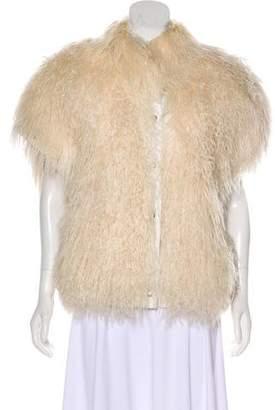 Mongolian Lamb Jacket
