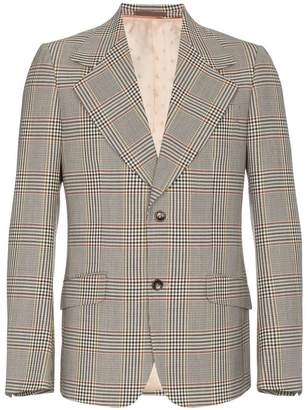 Gucci Heritage Retro Check Jacket
