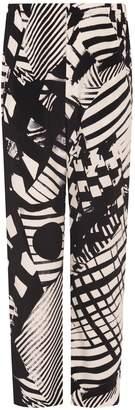 Zero Maria Cornejo Tabi Print Pants