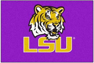 NCAA Fanmats FANMATS Louisiana State Tigers Rug