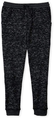 N. Brooklyn Cloth (Boys 8-20) Space Dye Fleece Joggers