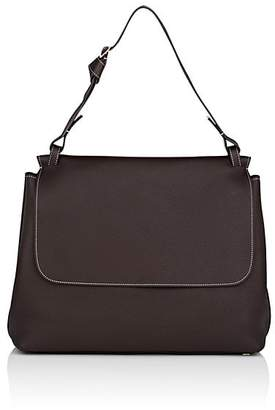 The Row Women's Top-Handle 14 Equestrian Leather Satchel