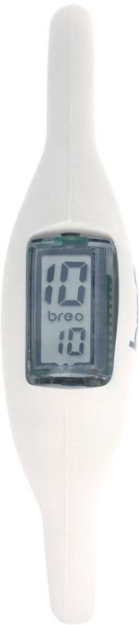 Breo White Plastic Strap Sport Watch