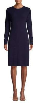 Max Mara Caressa Wool& Cashmere Sweater Dress