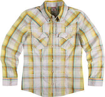 True Religion Western Shirt