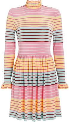 Stine Goya Baby Long Sleeve Jersey Dress