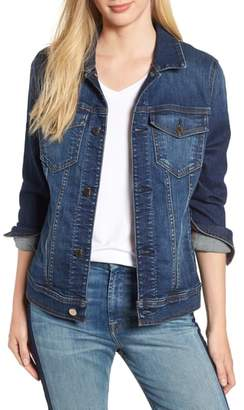 Jen7 Classic Denim Jacket