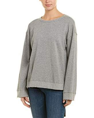 Pam & Gela Women's Open Back Sweatshirt