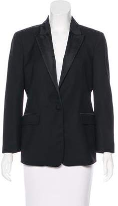 Boy By Band Of Outsiders Fitted Virgin Wool Blazer