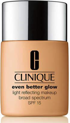 Clinique Even Better&153 Glow Light Reflecting Makeup Broad Spectrum SPF 15, 1.0 oz./ 30 mL
