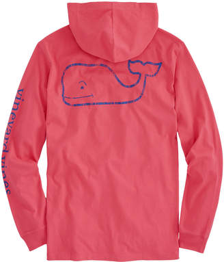 Vineyard Vines Long-Sleeve Vintage Whale Graphic Hoodie