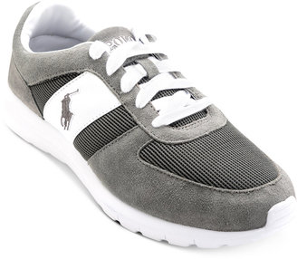 Polo Ralph Lauren Men's Cordell Jogger Sneakers $79 thestylecure.com