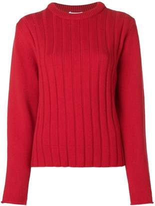 Chloé striped knit sweater