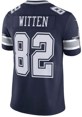 Nike Men's Jason Witten Dallas Cowboys Vapor Untouchable Limited Jersey