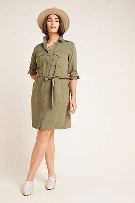 Cloth & Stone Eryn Utility Shirtdress