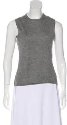 Blumarine Cashmere Sleeveless Sweater