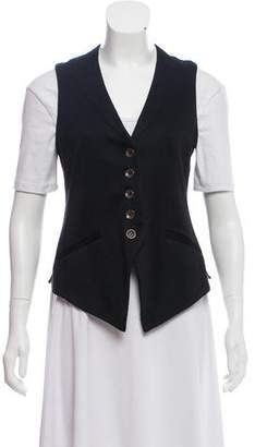 Rag & Bone Sleeveless Casual Vest