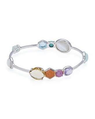 Ippolita 925 Rock Candy Station Bracelet in Harmony