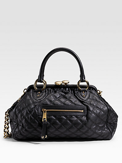 Marc Jacobs Classic Quilted Stam Bag