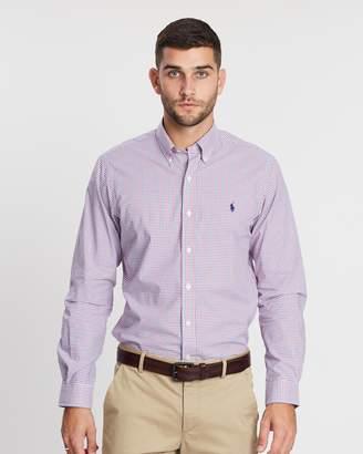 Polo Ralph Lauren LS Poplin Sport Shirt