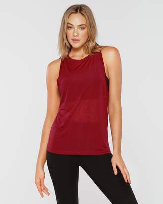 Lorna Jane Superfine Active Muscle Tank