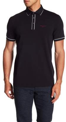 Ted Baker Solid Golf Shirt
