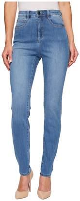 FDJ French Dressing Jeans Coolmax Denim Suzanne Slim Leg in Chambray Women's Jeans