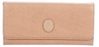 Trussardi Grained Leather Wallet