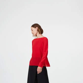 Club Monaco Rodvak Silk Top