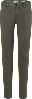 DL1961 Zane Knit Moto Jeans