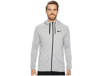 Nike Big Tall Dry Training Full Zip Hoodie