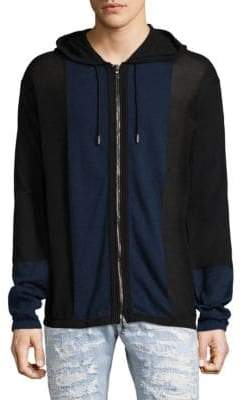 Diesel Black Gold Cotton Hood Jacket