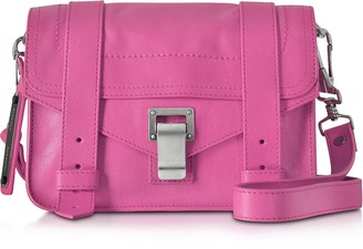 Proenza Schouler Lux Leather Ps1 Mini Crossbody